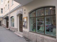 フィンランド料理のビュッフェが人気のレストラン 予約でいっぱいだったので後日再トライ。