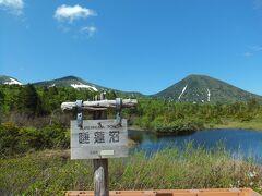 睡蓮沼(すいれんぬま) 八甲田連邦の一部です。とても綺麗です。
