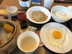 ニュー阿寒ホテルの朝食のビュッフェです。  種類が多く、おいしかったです。