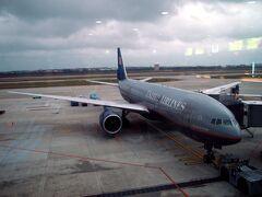 朝にはセントレア行きの飛行機に乗ります。