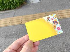 沖縄のICカード「OKICA」を買いました。 現金支払いよりも割引になるしとても便利でした。