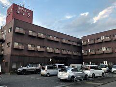 OYOホテル 伊勢崎イースト  04月29日(木)  18:00  小一時間ほど走って今日のホテルに到着~~