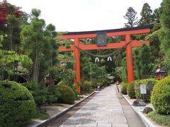 車を三十分走らせて 奈良の霊山寺に来ました!