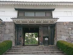 小田原城 常盤木門