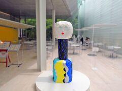 こちらも岡田杏里さんの作品。