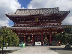 江戸を代表する浅草寺