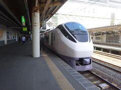 【その1】からのつづき  上野駅8時ちょうど発の「ひたち3号」に乗って、仙台駅に到着。 昼間の在来線特急で仙台まで来たのは、初めてだと思う。 (その逆は、新幹線ができる前の大昔に記憶があります)