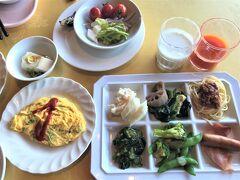 プレミアリゾート夕雅伊勢志摩の朝食