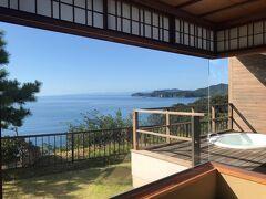 和室からの風景