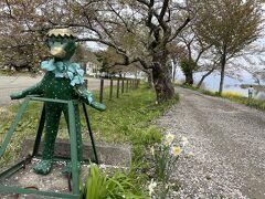 猪苗代湖(福島県猪苗代町)