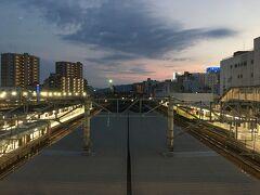 JR岩国駅 ここともお別れ・・・