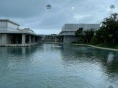 下地島空港はやっぱり雨でした。