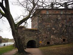 古い要塞です。