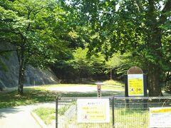 この後、祖原(そはら)公園を訪れた。藤崎駅の南東約800mくらいに位置している。