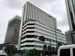 今夜のお宿「横浜東急REIホテル」 (最寄駅は、みなとみらい線「新高島駅」)