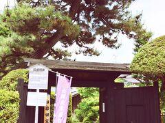 旧岩田家住宅  19世紀初めの築で、柱や小屋組み、茅葺屋根などはほぼ建築当初のもの。移築ではなくこの場所に建てられたたもので、敷地やその利用形態も江戸時代からほとんど変わっていないそうです。