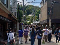 長谷寺に入ります。