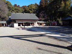 こちらが常磐神社の本宮