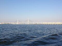 続いて、横浜ベイブリッジ。