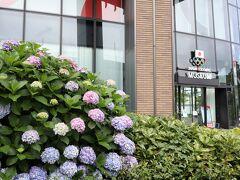 ここは日本オリンピックミュージアム いろいろ展示しています