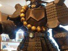 そこから、根本中堂でお参りして、延暦寺会館へ 本田さん ※ここだけなぜか、プレードじゃないですが、スタンプ地点です
