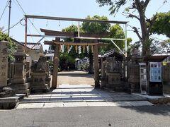 ●菅原神社@JR加美駅界隈  JR加美駅のすぐそばにある菅原神社。 菅原道真公をお祀りしています。
