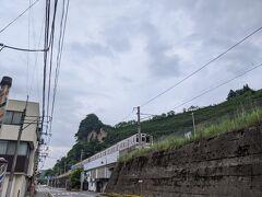万座からの帰宅ルートを検索すると。。いったん軽井沢に戻るルートが最短の模様。。来た道を戻ることにしました。 万座鹿沢口駅、よく耳にしていましたが近くを通るのは初めてかも。