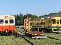 国吉駅でキハ30×いすみ鉄道300を撮影し、撮影地へ急ぎます。