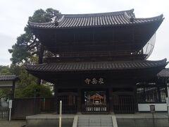 忠臣蔵で有名な泉岳寺。 四半世紀ぶり位に参拝