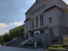 ●大阪市立美術館@天王寺公園  天王寺公園の大阪市立美術館です。