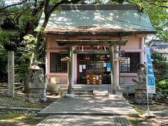 刺田比古神社