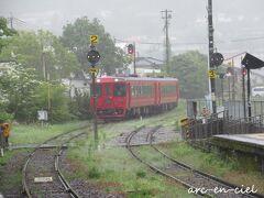 そして、由布院駅から、「ゆふ4号」に乗って、博多へ向かいました。