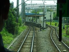 弁天橋駅。