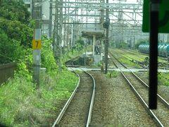 安善駅。 ダイヤ上は、この次が終点大川駅。