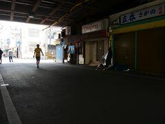 南海萩ノ茶屋駅前 ここも凄くいい