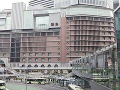 昭和の名残に思いをはせながら向かうは梅田駅。 ここから阪急電車に乗って、いよいよ旅の後半戦神戸方面へと向かいます。