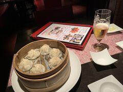 サウナの後は飲茶が食べたくて南翔饅頭店さんへ  キャナルシティは結構人が多かったのですが、レストランは割とどちらも空いていました。