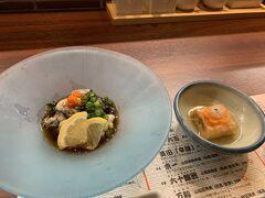 ある日の夕食  海鮮系居酒屋、せいもん払いさんへ 色々頼みましたが全部美味しかったです。