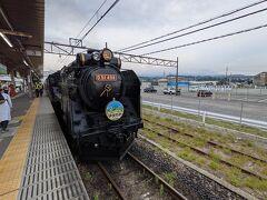 秩父鉄道のSLパレオエクスプレスに乗車してから、寄居駅で八高線に乗り換え、渋川駅までやってきました。当初は沼田駅まで行く予定でしたがちょっとした手違いで渋川駅に変更しました。