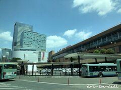 仙台駅まで、約70分の車窓の旅を楽しみました(^^♪。