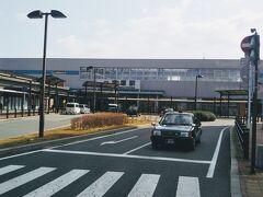 博多駅の隣のJR吉塚駅から列車で博多駅へ帰る。