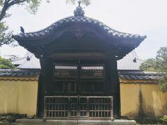 唐門(県指定有形文化財)