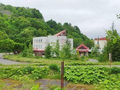 花畑牧場の工場とショップ