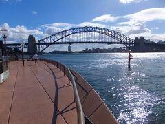 ハーバーブリッジ(Sydney Harbour Bridge)