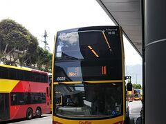 エアポートエクスプレスも検討しましたが、コストと乗り換え回数を考えバスで