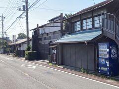 堀田邸から新町のお寺地区へ、成田街道を西へ進む