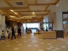 終点の早雲山駅。ここにcu-moという施設が最近できました。