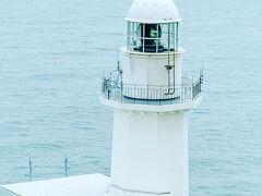 さて、日をあらためて無事受注にこぎつけ、納品です。それも既に終わり、 また大好きなチキウ岬灯台です。