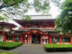 千葉神社の御祭神は北辰妙見尊星王 通称は妙見様。 人の運命や全ての方位・方角を守護掌握する神様だそうです。