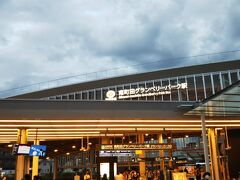 東急のショッピングモールがある「南町田グランベリーパーク駅」に到着☆